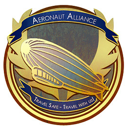 The logo for the Alliance (also the only one we have at the moment, I'm afraid!)