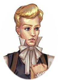 Quentin portrait